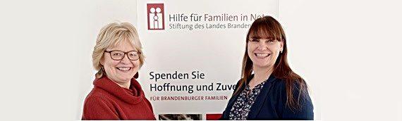 """Stiftung """"Hilfe für Familien in Not"""" mit neuer Geschäftsführung"""