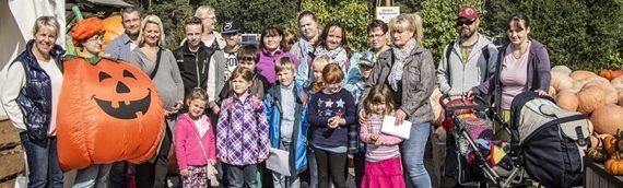 Familienausflug nach Klaistow