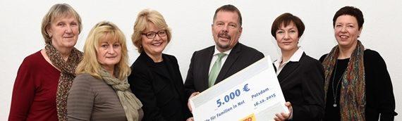 5.000 Euro für´s Rauskommen aus dem Tief