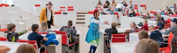 Kindertag im Landtag