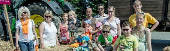 Familienausflug nach Brodowin